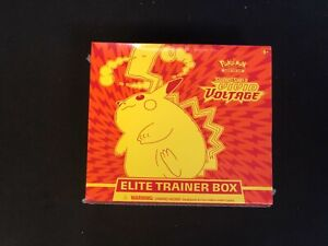 Pokemon Vivid Voltage Elite Trainer Box Sealed