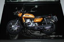 1:12 SUZUKI GT 750 J WATER COOLED WASSERBÜFFEL 1972 RARE PMA MINICHAMPS OVP