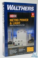 N Walthers Cornerstone kit 933-3837 * Metro Power & Light