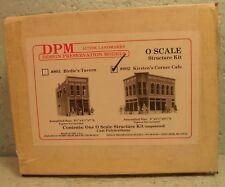 """Design Preservation Models O Scale/Gauge Kirsten""""s Corner Cafe Kit. New."""