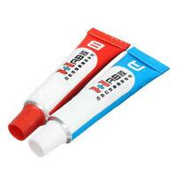 Epoxidkleber Klebstoff Epoxidharz 2 Komponenten Kleber Epoxid Sofortfest 2X 10g