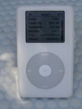 Apple iPod classic 4th Generation White (20 GB) A1059 - Good Condition