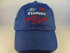 Ford AAA Student Auto Skills Adjustable Strap Cap Hat