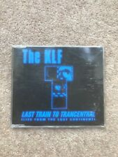 The KLF ‎– Last Train To Trancentral (Live From The Lost Continent) - CD single