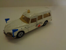 Citroen DS 21 Ambulance  Firma Majorette Maßstab 1/65 Nr. 206