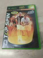 Top Spin Microsoft XBOX XSN Sports