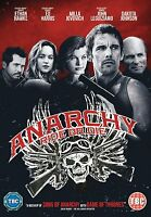ANARCHY (Ride or Die) Ethan Hawke Milla Jovovich DVD in Inglese NEW PRENOTAZ.