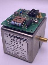 New Listinghp Agilent 5086 7314 23 To 61 Ghz Yig Tuned Oscillator For 8566b Tested