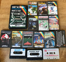 Job Lot of Assorted Vintage Sinclair ZX Spectrum Games - Untested (D5)