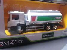 RMZ CITY Diecast - SCANIA Castrol Oil Tanker Truck NEW