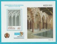 España De 1999 Perfecto Estado Bloque 74 Exfilna
