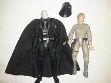 STAR WARS Black Series Luke Skywalker Bespin Luke & Darth Vader 1st release