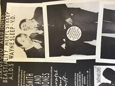 a1n ephemera 1980s adverT smith and jones scratch and sniff
