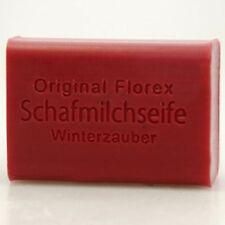 Florex Schafmilchseife eckig WINTERZAUBER