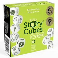 Rory's Story Cubes Voyages - Imaginative Storytelling - Family Dice Game