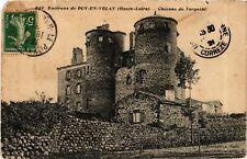 CPA  Le Puy-en-Velay - Environs Chateau de Vergezac  (690586)