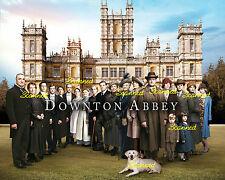 DOWNTON ABBEY Cast Picture #3472
