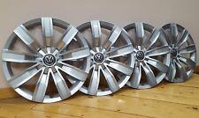"4 Radkappen original VW Tiguan II 5NA 5NA601147A Radzierblenden 1 Satz 17"" Zoll"
