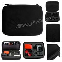 New Travel Portable Carry Case Storage Bag Shell For GoPro Camera HD Hero 1 2 3
