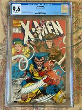 X-Men 4 CGC 9.6 First Omega Red