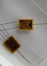 10x DMS Dehnungsmessstreifen BFH120 Ausdehnungsmessung Messstreifen Widerstand