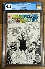 Guardians Of The Galaxy  #150 Remastered Sketch Edition CGC 9.8 2138756018
