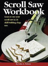 Scroll Saw Workbook, Nelson, John A, 1565231171, Book, Good