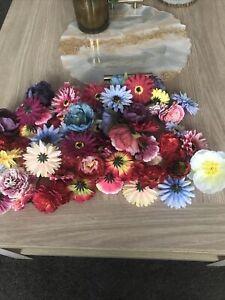 Craft Buddy Flower Heads X70 BN