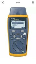 Fluke Networks Cableiq Qualification Tester with Carry Case