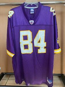 Vintage Randy Moss 84 Minnesota Vikings NFL Jersey