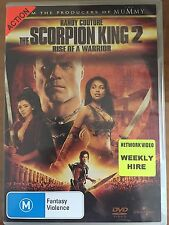 The Scorpion King 2: Rise of a Warrior - DVD - Randy Couture, Natalie Becker
