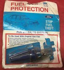 1980'S NOS Ford Gas Cap Lock Fuel Protector E2PZ-9030-A