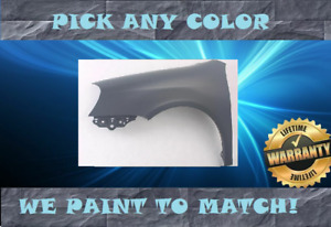 Pre-Painted To Match! Left Driver Side Fender 2006-2010 Volkswagen Jetta