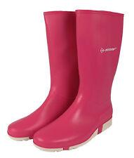 Womens Ladies Dunlop Wellies Snow Rain Waterproof Festival Wellington Boots 3-8