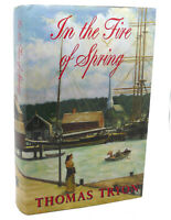 Thomas Tryon IN THE FIRE OF SPRING  1st Edition 1st Printing