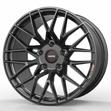 """18"""" MOMO RF-20 Grey 18x8.5 Concave Forged Wheels Rims Fits Volkswagen Jetta"""