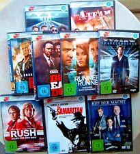 TV Movie Edition: DVD Sammlung - 9 Stück FSK 12 & 16 - Top Zustand