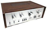 Vintage Technics SU-7100 High Quality Stereo Integrated Amplifier Audiophile AV