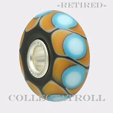 Authentic Trollbeads Elton bead Trollbead *RETIRED* 61343