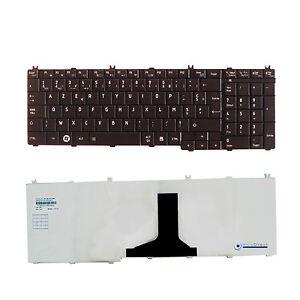 Clavier Français AZERTY pour ordinateur portable TOSHIBA Satellite L775