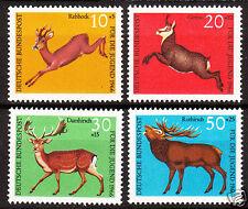 BRD 1966 Mi. Nr. 511-514 Postfrisch LUXUS!!!