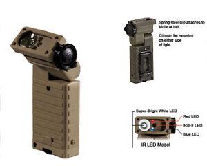 Streamlight Sidewinder Tactical Military Flashlight NEW IN BOX w/ batteries