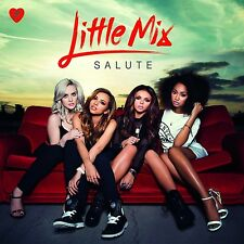 Salute - Little Mix CD Sealed New 2013