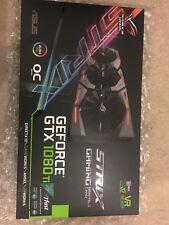 Asus Geforce Gtx 1080ti  ROG Strix OC 11GB GDDR5X Graphics Card