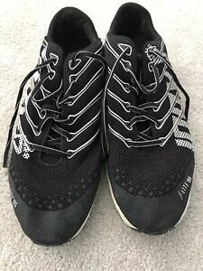 Inov-8 F-lite 195 Running Shoes - Black - Lace Up Precision Fit