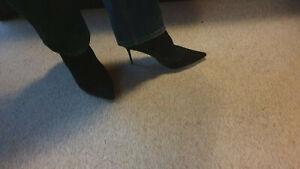 Pleaser High Heels in Schwarz Grösse 46