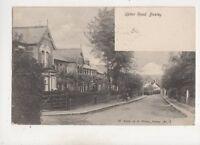 Upton Road Bexley Kent 1904 Postcard E Winter 651b