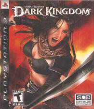 Untold Legends: Dark Kingdom (PS3) new & factory sealed