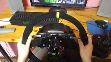 Logitech G29/G920 Complete Mod kit per volante piatto / flat steering wheel