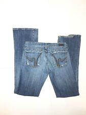 Citizens Of Humanity  Low Waist Bootcut Jeans Size 30 Blue - Inseam 32